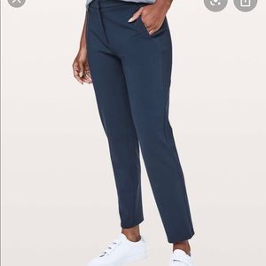ISO!!! Lululemon On the Move Pant 28""